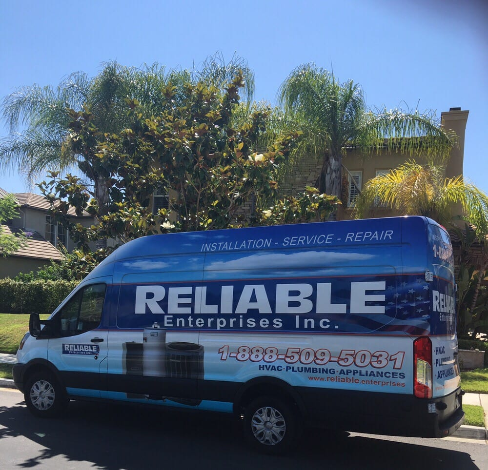 San Diego Air Conditioning Heating Hvac Repair Reliable Standard